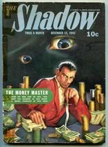 Shadow 12/15/1942-Street & Smith-classic hero pulp-eyeball cover-VG - $74.50