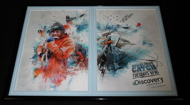 The Deadliest Catch 2009 Framed ORIGINAL 12x18 Vintage Advertising Display  - $45.45
