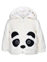 Widgeon Baby Infant Pandaroo Sherpa Jacket 3709, Shcp/Panda Sherpa, 9 Mo... - $57.09