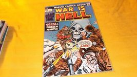 WAR IS HELL # 11 * FN/VF * 1975 *  DEATH APP.!!  $17.00/Guide - $12.00