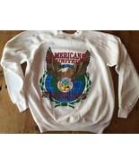 Sweatshirt Operation Desert Storm Americans United For World Peace XL 46... - $17.09