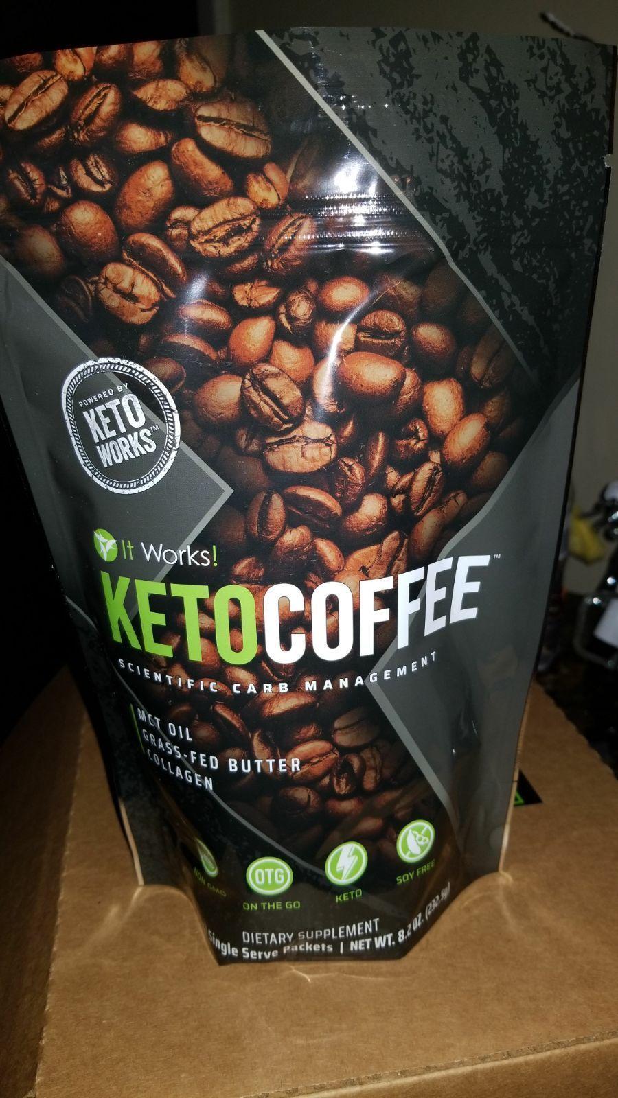 57 Itworks Keto Coffee