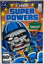 SUPER POWERS #1 (1985) DC Comics VG+/FINE- - $9.89