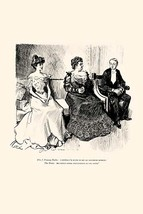 Marry my Daughter by Charles Dana Gibson - Art Print - $19.99+