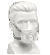Philips Respironics Amara View Mask with Headgear 1090624 LARGE Complete - $74.00