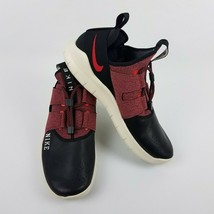 Nike Men Free Run Commuter AH6727 006 Red Black 2018 Varsity Shoes 12.5 - $58.45