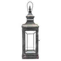 Antique Victorian Glass Lantern - $91.36
