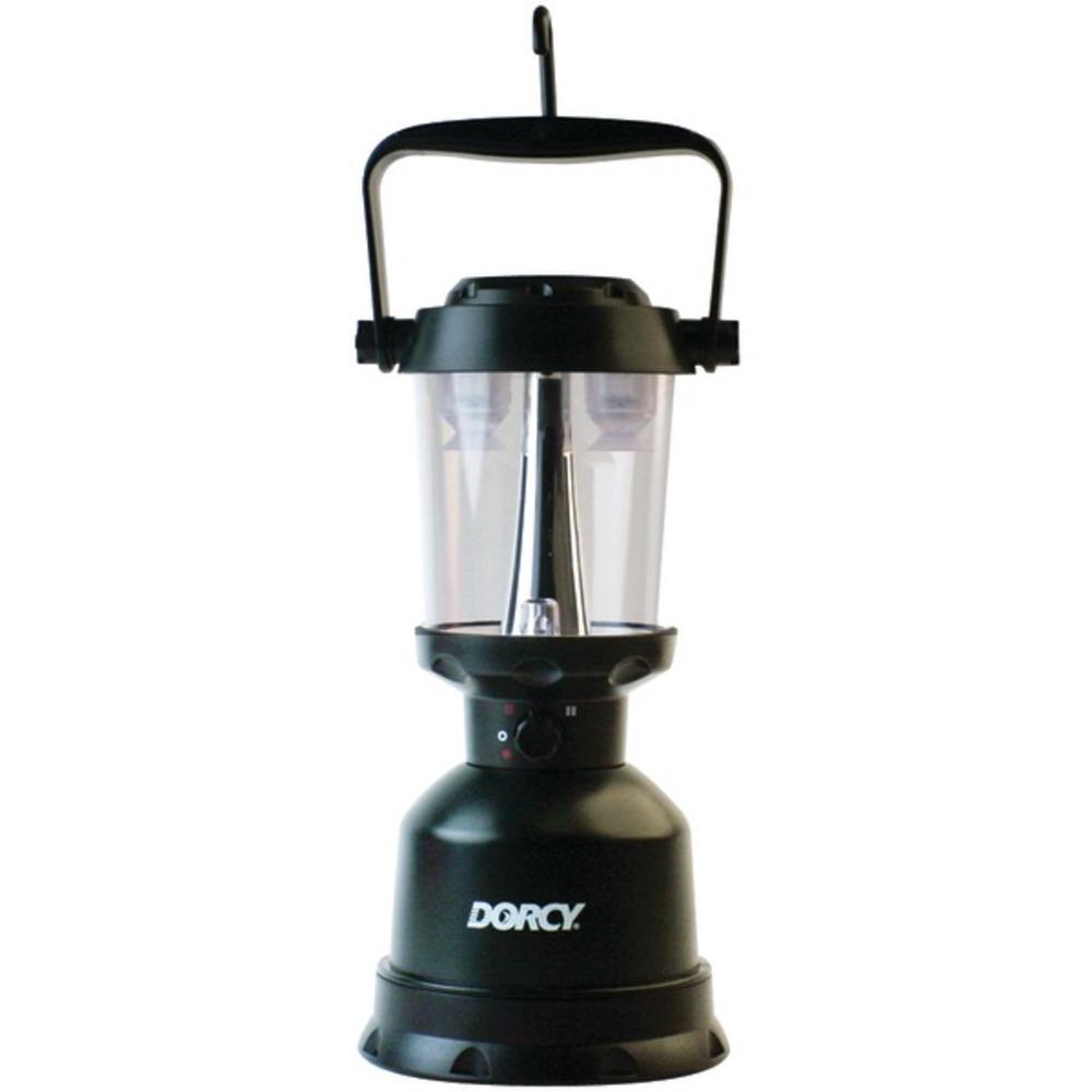 Dorcy 41-3108 400-Lumen Twin Globe Lantern