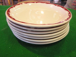 "Vintage HOMER LAUGHLIN ""China"" ....8 BREAD / SA... - $57.49"