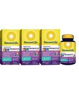 Renew Life Kids Ultimate Probiotic 3 Billion 30 Chewable Tablets (pack o... - $39.59