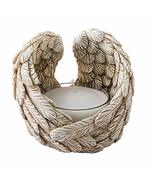 12 Guardian Angel Wings Tealight Candle Holders - $60.09