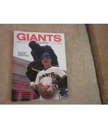 1988 San Francisco Giants Magazine: Bob Brenly; Bay Area Hall of Fame; S... - $5.84