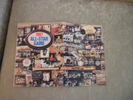 1987 Major League Baseball All Star Game Program complete: Jackie Robins... - $9.35