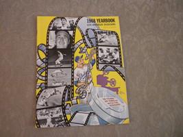 1968 Los Angeles Dodgers Yearbook complete VG+ - $15.99