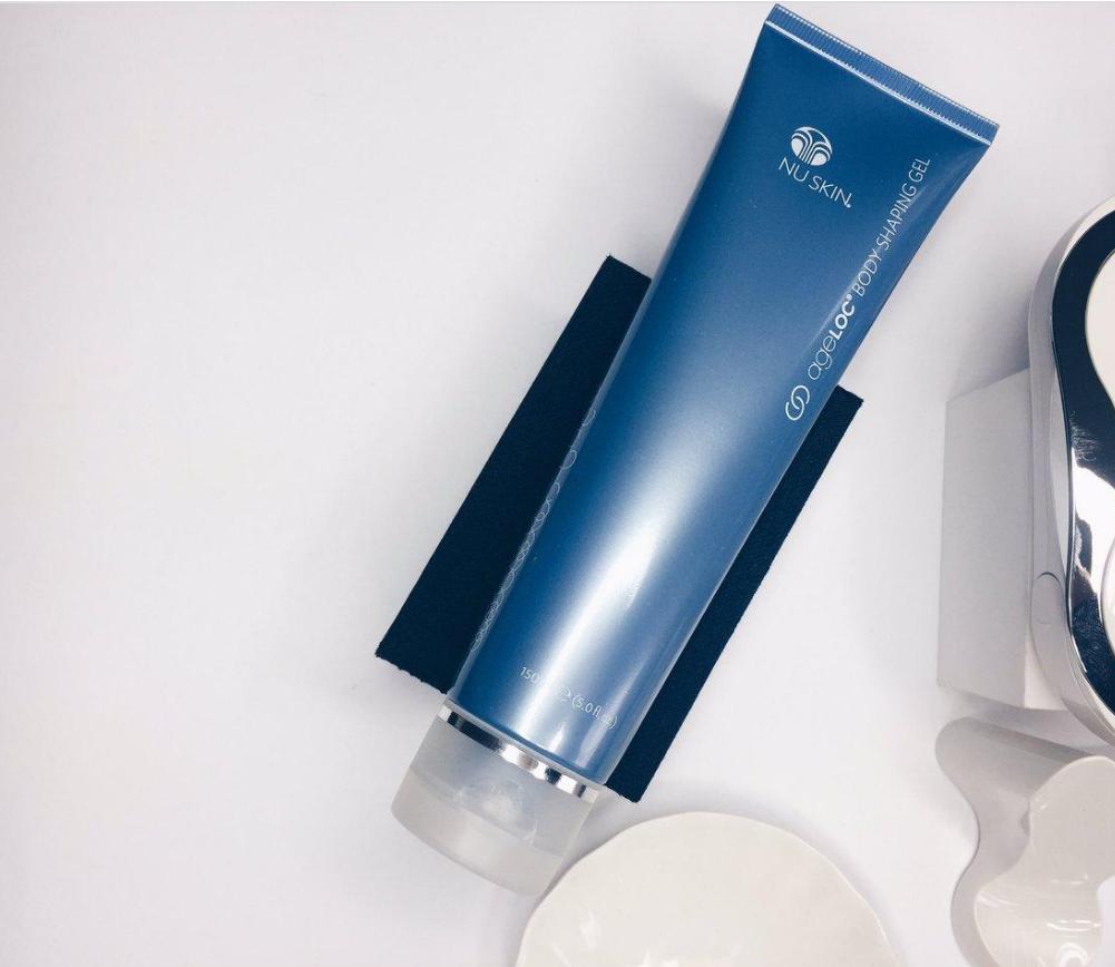 Nu Skin ageLOC Body Shaping Gel 5flOz Anti Aging youth-renewing visible firming  - $65.90