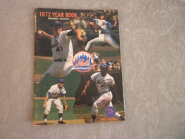 1972 New York Mets Yearbook complete revised edition with team photo - $9.35