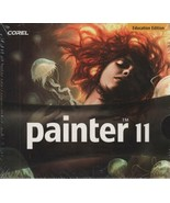 Corel Painter 11 Education Edition  Windows Vista Windows XP Brand New i... - $36.22