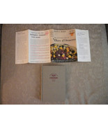 Illustrated Book of Hors d'Oeuvres by Lucy Allen HC w DJ 1st 1941 Grosse... - $4.99