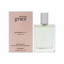 Philosophy Amazing Grace for Women Eau de Toilette Spray 2.0 Ounces by P... - $44.11