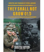 They Shall Not Grow Old [DVD New USA Region 1] Peter Jackson Film - $19.99