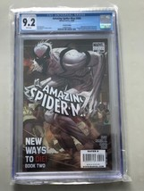 Amazing Spider-Man #569 2nd Print Variant Anti-Venom CGC 9.2 NM- Near Mint- - $420.75