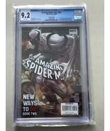 Amazing Spider-Man #569 2nd Print Variant Anti-Venom CGC 9.2 NM- Near Mint- - $420.75