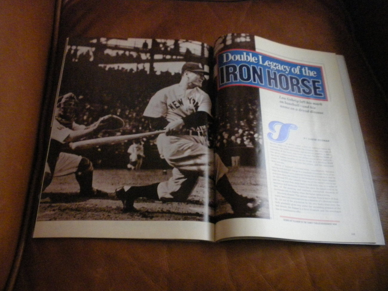 Primary image for 1988 Sports Illustrated: Baseball; Will Clark, Mark McGuire; NCAA, Lou Gehrig