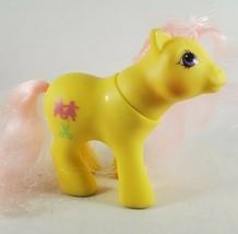Vintage Hasbro G1 My Little Pony Baby Snippy Peek-A-Boo Baby Ponies MLP - $24.99