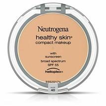 Neutrogena Healthy Skin Compact Makeup Foundation # 40 Nude .35 Oz - $9.75