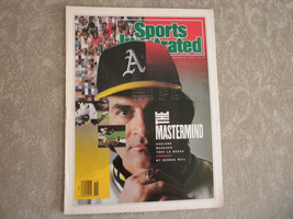 1990 Sports Illustrated: Tony La Russa; Hank Gathers, Detroit Pistons, N... - $6.84