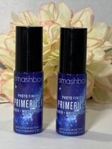 x 2 SMASHBOX Photo Finish Primerizer Primer Moisturizer in One .5oz Travel Spray - $11.83