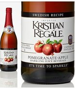 Kristian Regale Sparkling Fruit Juices 4 Packs (Pomegranate-Apple) - $29.39