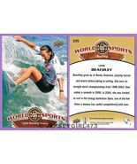 Layne Beachley 2010 Upper Deck World of Sports ... - $2.00