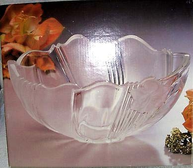 Mikasa Satin Orchid Serving Bowl/vase image 2