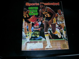 1984 Sports Illustrated Magic Johnson, Phil Niekro, Toronto BlueJays, Ca... - $3.99