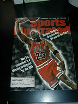 Jan 1999 Sports Illustrated Michael Jordan, Denver Broncos NFL, Mike Tys... - $4.99