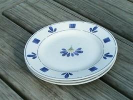 Spring Daisy by Oneida Majesticware Lot 4 Salad Plates - $28.99