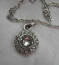 Mestige New Crystal Mandala Set Earrings Necklace Swarovski Elements Jewelry image 2