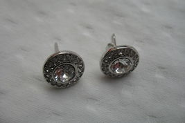 Mestige New Crystal Mandala Set Earrings Necklace Swarovski Elements Jewelry image 6