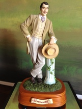 San Francisco Music Box Co - Rhett Figurine Gone With the Wind - $100.00