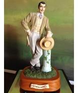 San Francisco Music Box Co - Rhett Figurine Gone With the Wind - $100.00