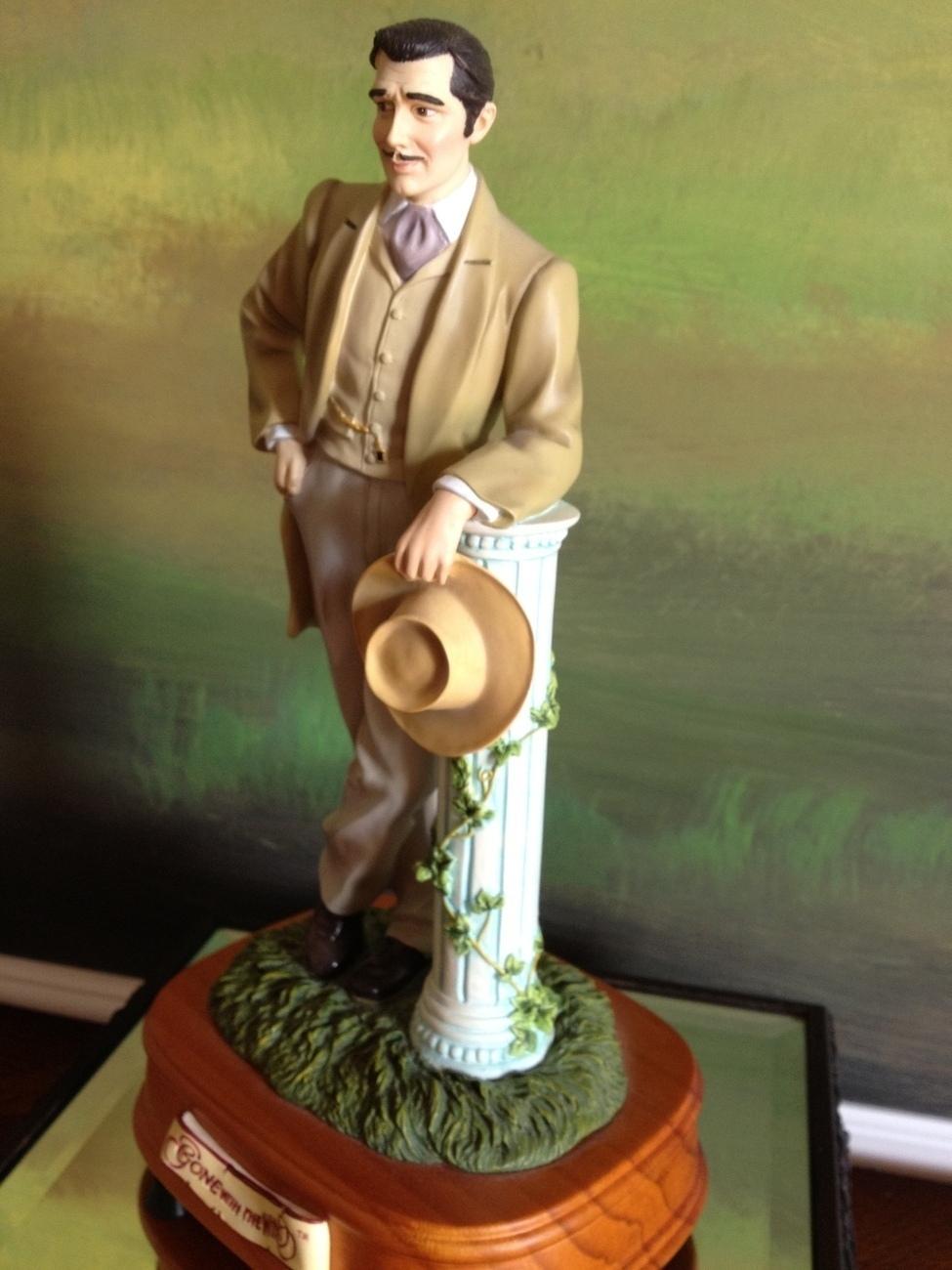 San Francisco Music Box Co - Rhett Figurine Gone With the Wind