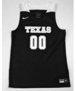 Nike Elite Franchise Basketball Jersey Texas Longhorns Men's Medium Blac... - $17.82