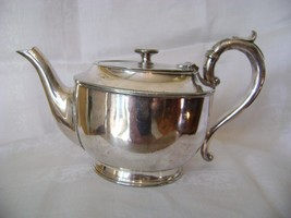 vintage   SilverPlated teapot made in England E... - $117.81