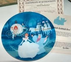Knowles Bibbidi-Bobbidi-Boo Cinderella Plate - $24.00