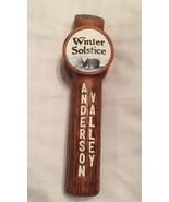 Anderson Valle Invierno Verano Solstice Beer Tap Manivela Auténtico Keg - $17.87