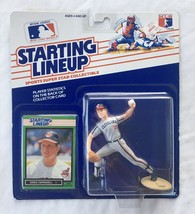 Greg Swindell Kenner Starting Lineup Figurine SLU 1989 Cleveland Indians... - $29.69