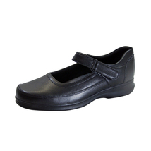 24 HOUR COMFORT Kimmy Women's Wide Width Mary Jane Leather Shoes - $59.95