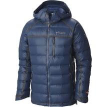 Columbia Men's OutDry Ex Diamond Down Insulated Jacket XXL 2XL NIGHT TIDE BLUE - $299.99
