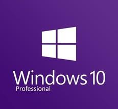 Windows 10 PRO 64Bit DVD & Product Key NEW SEALED - $59.99